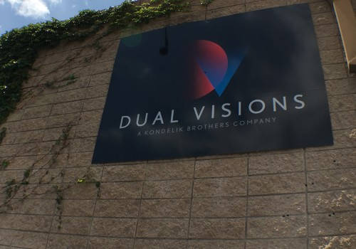 Dual Visions Stages - DV Stages - Film Stage - Los Angeles - Exterior
