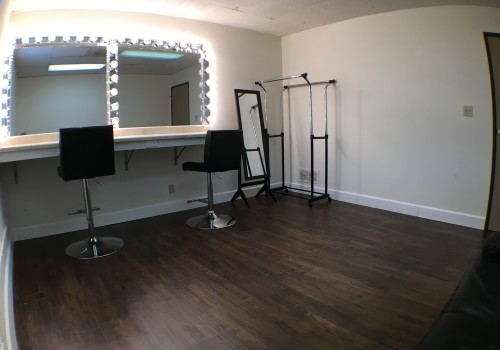 Dual Visions Stages - DV Stages - Film Stage - Los Angeles - Hair & Makeup Room