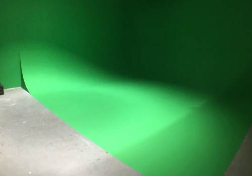 Dual Visions Stages - Film Stage - Los Angeles - Green Screen Cyclorama